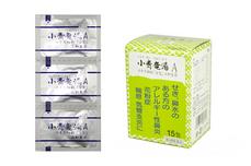 小青竜湯Aエキス細粒「分包」 三和生薬イメージ